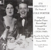 It's De'Lovely  -  The Music of Cole Porter      (Pierian 0026)