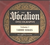 The Vocalion Discography  (as Windows CD-ROM)   (Allan Sutton)    (9780982559543)