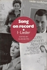 Song on Record - Lieder, Vol. I  (Alan Blyth)   (9780521268448)