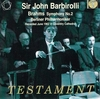 Sir John Barbirolli            (Testament SBT 1469)