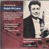 Ralph McLane    (Clarinet)   (Boston BOS 1067 )