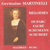 Germaine Martinelli  - Song Recital       (Malibran 111)