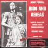 Dido and Aeneas   (Geraint Jones;  Flagstad, Teyte, Hemsley, Coates, Mandikian)    (Walhall 0186)