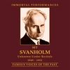 Set Svanholm  -   Lieder           (2-Immortal Performances IPCD 1024)
