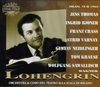 Lohengrin (Sawallisch;  Thomas, Bjorner, Crass, Varnay, Neidlinger, Crass, Krause)  (3-Living Stage 4035151)