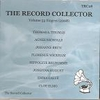 The Record Collector -  2008  (TRC 28)
