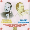 William  Primrose  &  Albert Spalding    (Pearl 9045)