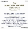 Harold Wayne, Vol. XIX     (Giovanni Zenatello)       (Symposium 1168)