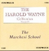 Harold Wayne, Vol. XXV     (The Marchesi School)     (Symposium 1188)