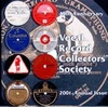 Vocal Record Collectors' Society - 2001 Issue        (VRCS 2001)