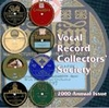 Vocal Record Collectors' Society - 2000 Issue          (VRCS 2000)