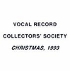 Vocal Record Collectors' Society  - 1993 Issue          (VRCS 1993)