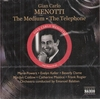 The Medium; The Telephone (Menotti)  (Marie Powers, Marilyn Cotlow, Beverly Dame, Keller, Rogier)  (Naxos 8.111370)