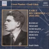 Emil Gilels, Early Recordings, Vol. I       (Naxos 8.111350)