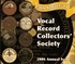 Vocal Record Collectors' Society  - 2006 Issue         (2-VRCS 2006)