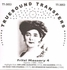Fritzi  Massary, Vol. IV        (Truesound Transfers 3053)