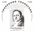 Paul Knupfer, Vol. I                (Truesound Transfers 3092)