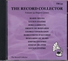 The Record Collector - 2010   (TRC 33)