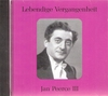 Jan Peerce, Vol. III    (Preiser 89702)