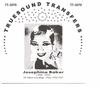 Josephine Baker  (Truesound Transfers 3070)