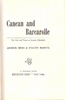 Cancan and Barcarolle - Offenbach     (Moss &  Marvel)