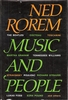 Music and People     (Ned Rorem)