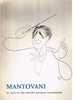 Mantovani and his Concert Orchestra  [9th Touring Booklet]