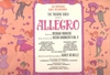 Allegro           (RCA LOC 1099)            Original Broadway cast LP