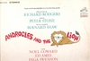 Androcles and the Lion  (RCA LSO-1141)  Original TV Special cast LP