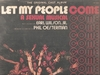 Let My People Come  (Libra LR1069)   Original Off-Broadwsay cast LP