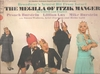 Megilla of Itzik Manger  (Columbia OS 3270)   Israel-Broadway cast LP