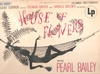 House of Flowers    (Columbia OL 4969)    Original Broadway cast LP