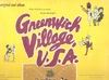 Greenwich Village U.S.A. (20th Fox 4005) Original Off-Broadway cast LP