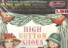 High Button Shoes (RCA Camden CAL 457)  Original Broadway cast LP