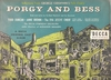 Porgy and Bess     (Decca DL 8042)     Original 1935 Broadway cast LP