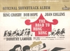 The Road to Hong Kong    (Liberty LOS-17002)     1962 Soundtrack LP