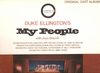 My People   (Duke Ellington)  (Contact CS-1)   Original Chicago cast LP