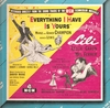 "Everything I Have is Yours   /   Lili   (10"" M-G-M  E187) Soundtrack LP"