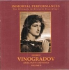 Georgy Vinogradov, II       (Immortal Performances IPCD 1008)