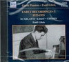 Emil Gilels, Early Recordings, Vol. III    (Naxos 8.111386)