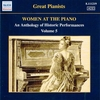 Women at the Piano, Vol.V  (Naxos 8.111219)