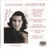 Lucienne Jourfier    (Malibran 635)