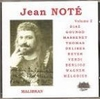 Jean Note, Vol. II       (Malibran 706)