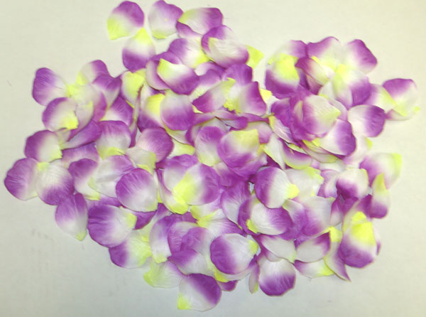 Silk rose flower petals purple white yellow 1800 mightylinksfo