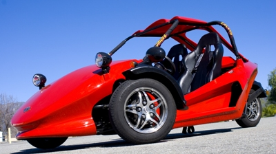 VIPER Trike-Bike KTD SR-250 Trike-Car.  250cc Street Legal Trike/ Motorcycle. LOWEST PRICE GUARANTEED! FREE HELMET