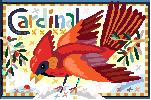 Cardinal Needlepoint Canvas