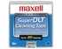 Maxell SDLT cleaning tape cartridge