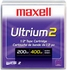 Maxell LTO-2 Ultrium 2 tape 200/400GB NEW p/n: 183859 New Factory sealed