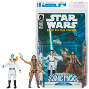 SW TLC Comic Packs