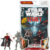 SW TLC Comic Packs<br>(2009 Packaging)